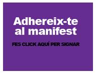 Fes click per signar el manifest